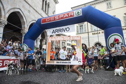 Arco Gonfiabile per maratona