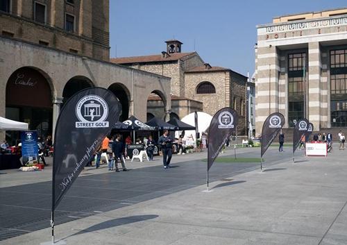 Bandiere a Goccia Brescia