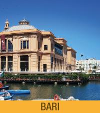 Soluzioni espositive a Bari