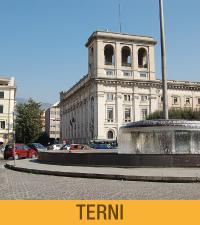 espositori a Terni