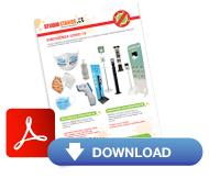 dispositivi sicurezza emergenza covid-19