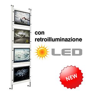 Nuovo Prodotto Multimessaggio LED