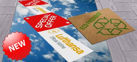 Calpestata - Personalizzazione per pavimenti