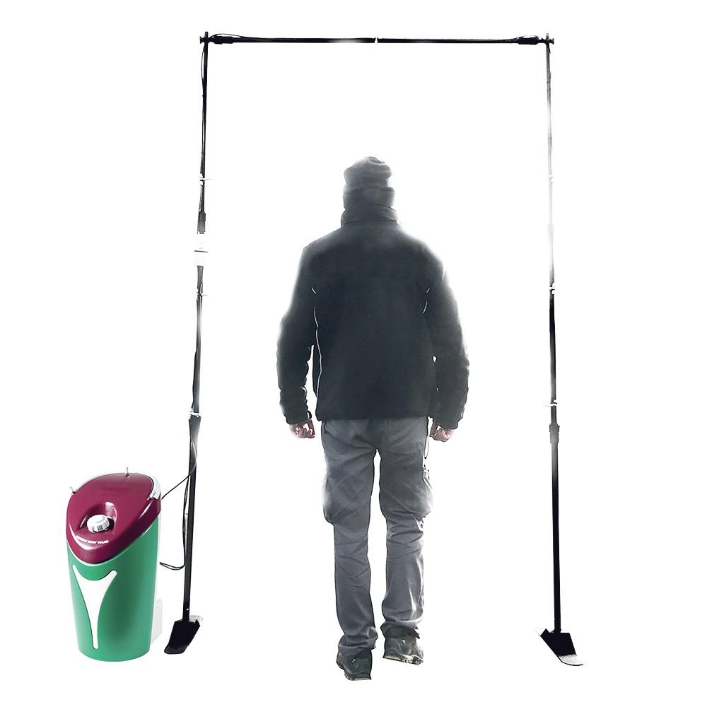 portale sanificante