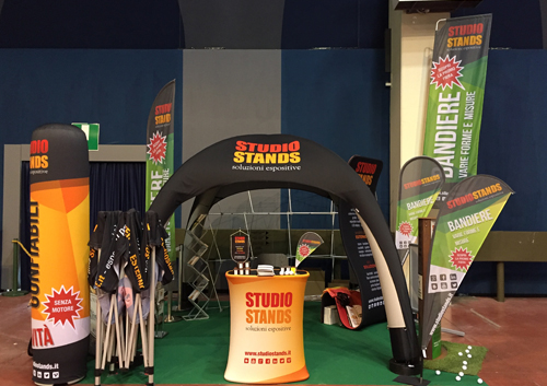 Studio Stands al Parma Golf Show